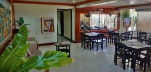 Vest Pension House Tagbilaran - Restaurantn