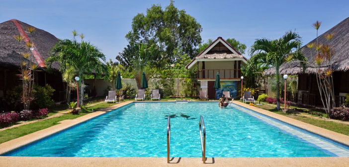 Villa Belza Resort Swimming Pool