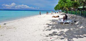Villa Formosa Resort white Beach