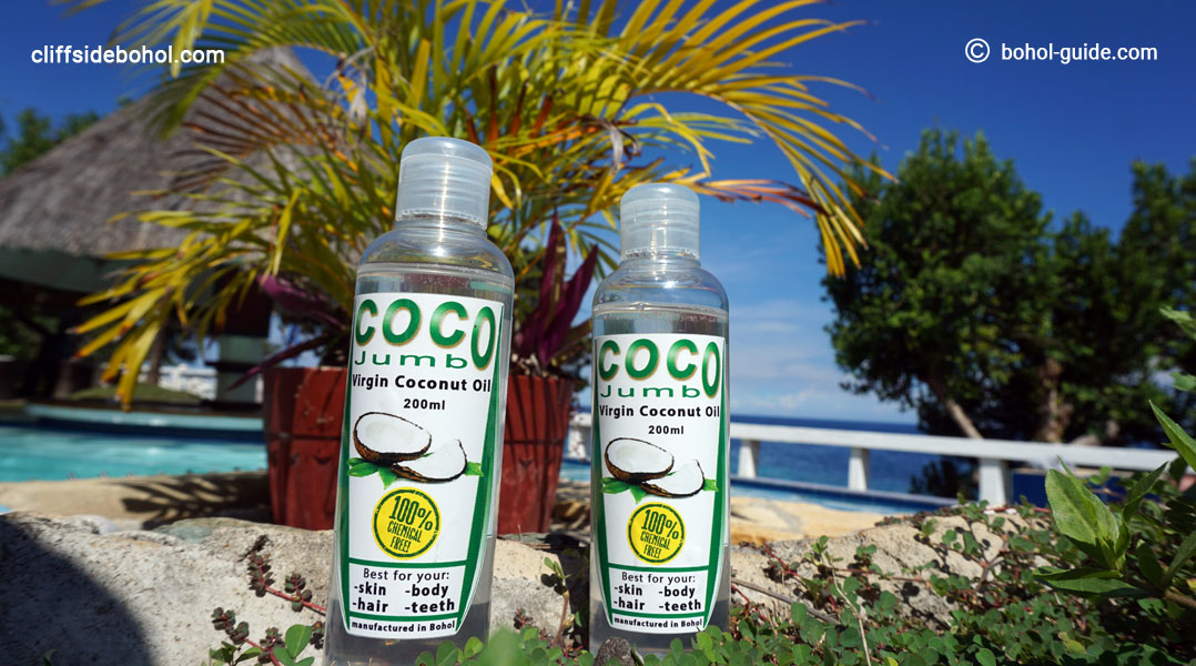 Virgin Coconut Oil Bohol