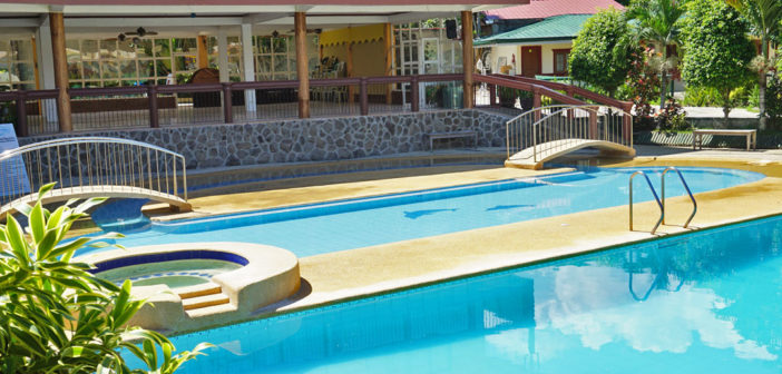 Water Paradise Resort Tagbilaran - Swimming Pool
