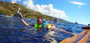 Whale Shark Oslob Boat Tour