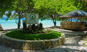Whites and Greens Beach Resort in Panglao