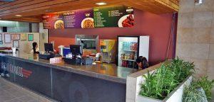 Wok Express Restaurant in Bohol Quality Mall